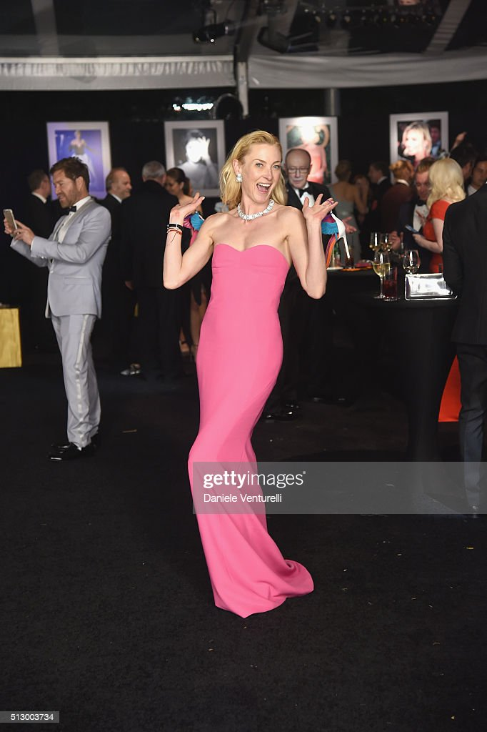 Princess Lilly zu Sayn Wittgenstein Berleburg, wearing Bulgari, attends Bulgari at the 24th Annual Elton John AIDS Foundation's Oscar Viewing Party at The City of West Hollywood Park on February 28, 2016 in West Hollywood, California.