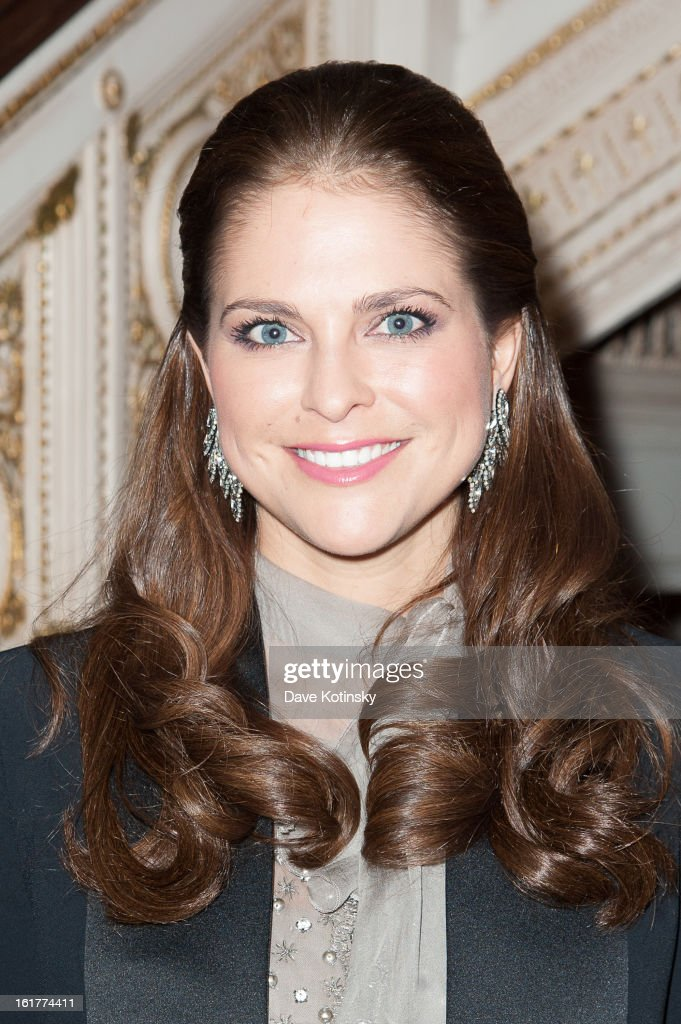 Princess Madeleine attends Stockholm Concert Hall Foundation Presents: The Royal Stockholm Philharmonic Orchestra at Carnegie Hall on February 15, 2013 in New York City.