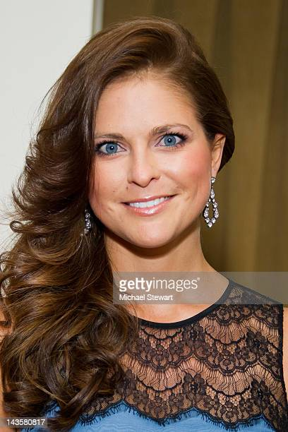 H Princess Madeleine of Sweden attends the 7th Annual Opera News Awards at the Grand Ballroom at The Plaza Hotel on April 29 2012 in New York City