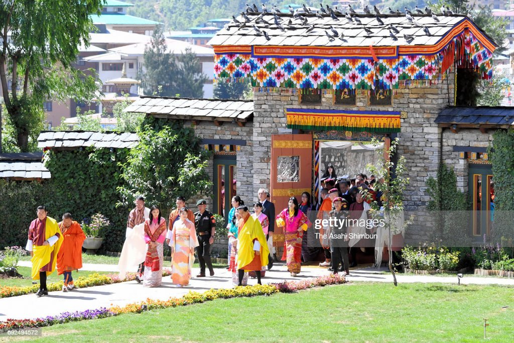 Princess Mako Of Akishino Visits Bhutan - Day 5