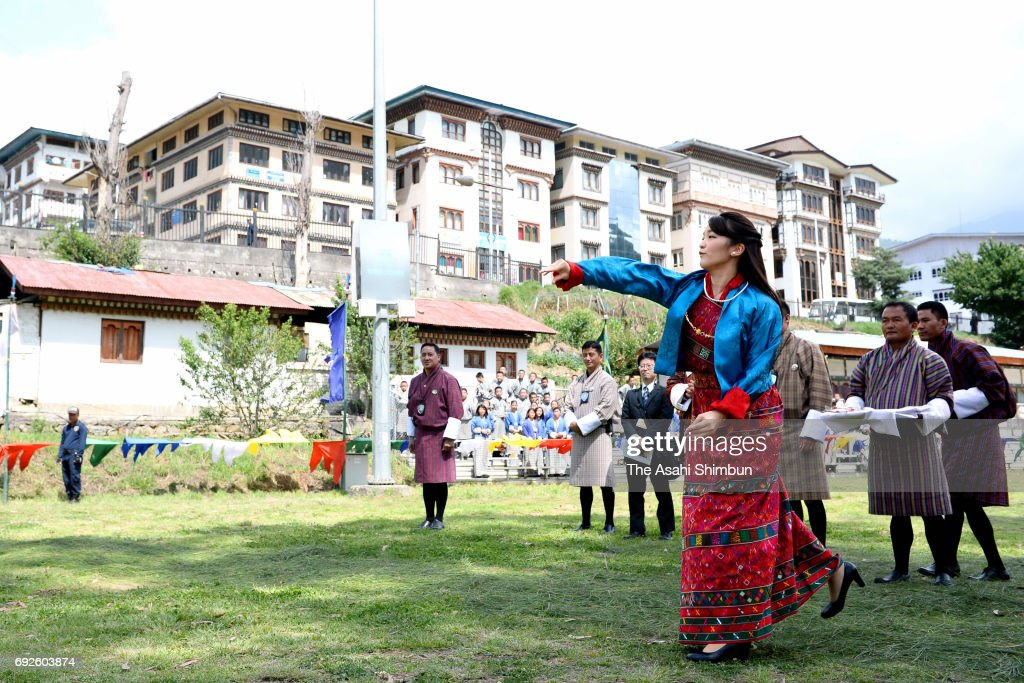 Princess Mako Of Akishino Visits Bhutan - Day 4