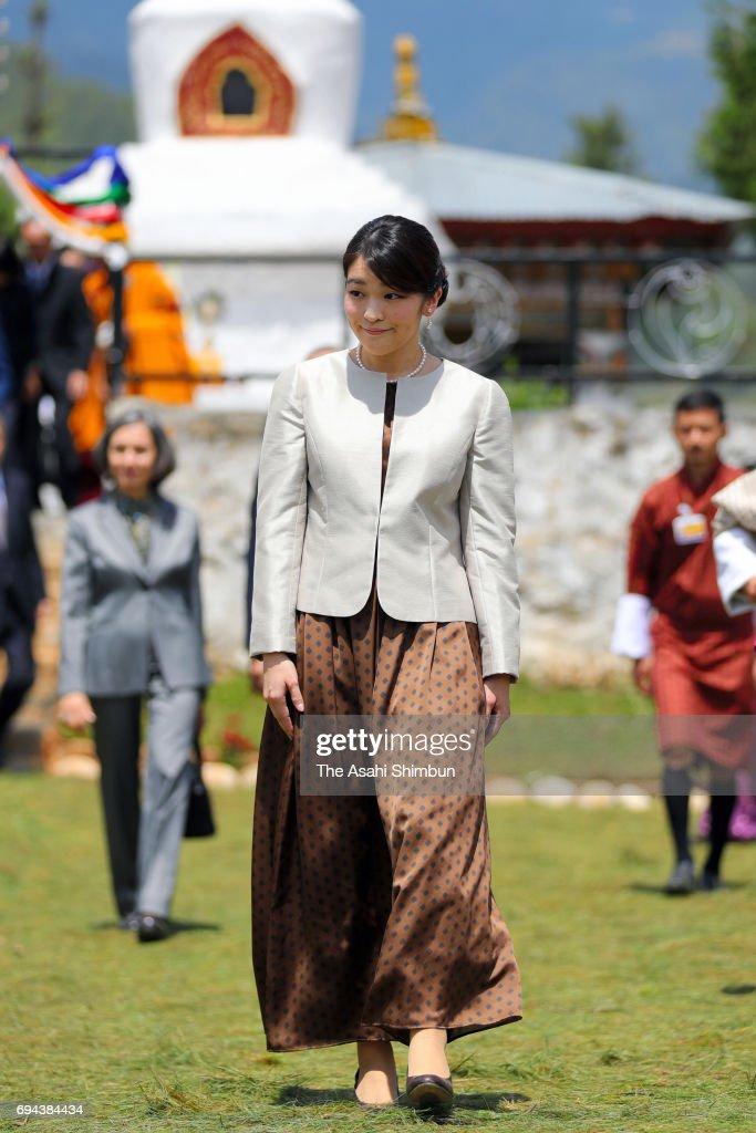 Princess Mako Of Akishino Visits Bhutan - Day 6