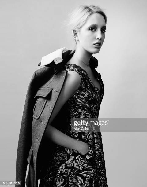 Princess Maria Olympia of Greece Denmark Maria Olympia is photographed for Vanity Fair on July 8 2016 in Milan Italy