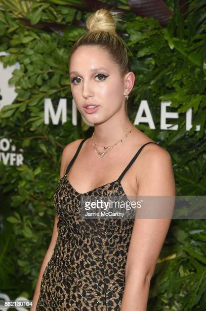 Princess MariaOlympia of Greece and Denmark attends the 11th Annual Golden Heart Awards benefiting God's Love We Deliver on October 16 2017 in New...