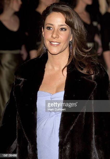 Princess Marie At The Gala Opening Of The New Concert House In Copenhagen Denmark