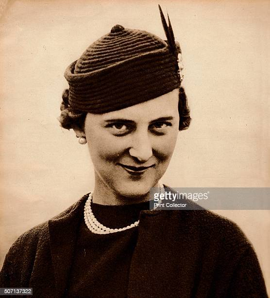 Princess Marina became engaged to King George V's youngest son Prince George while he was holidaymaking in Greece' Princess Marina of Greece and...