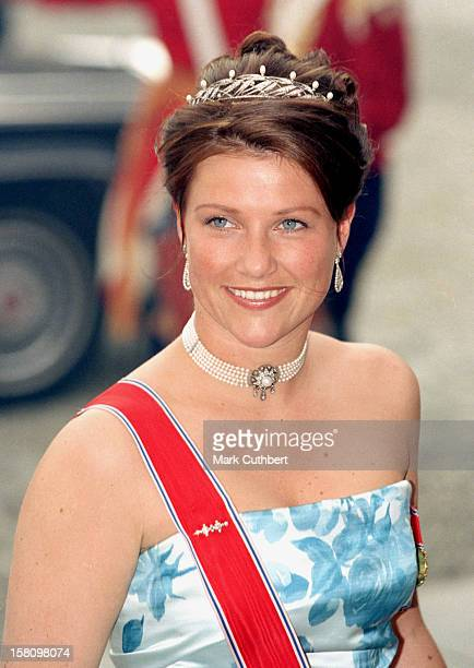 Princess Martha Louise Attends King Harald Queen Sonja'S 60Th Birthday Celebrations In NorwayRoyal Variety Performance Near Trondheim
