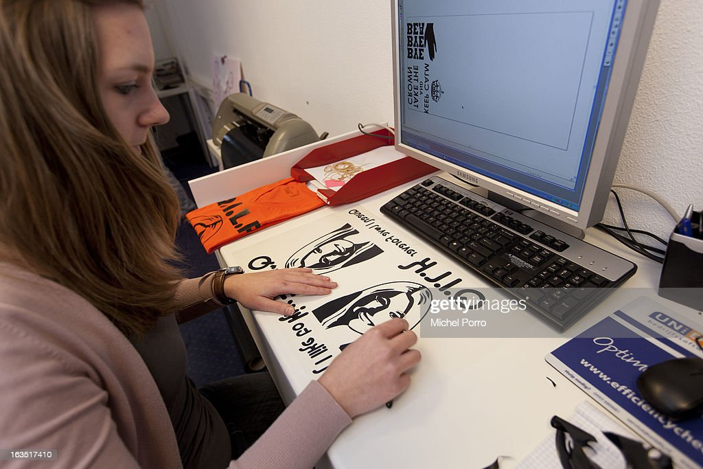Princess Maxima of The Netherlands is prepared to be printed on tshirts designed DPS Company in preparation of the upcoming 30 April 2013 coronation...