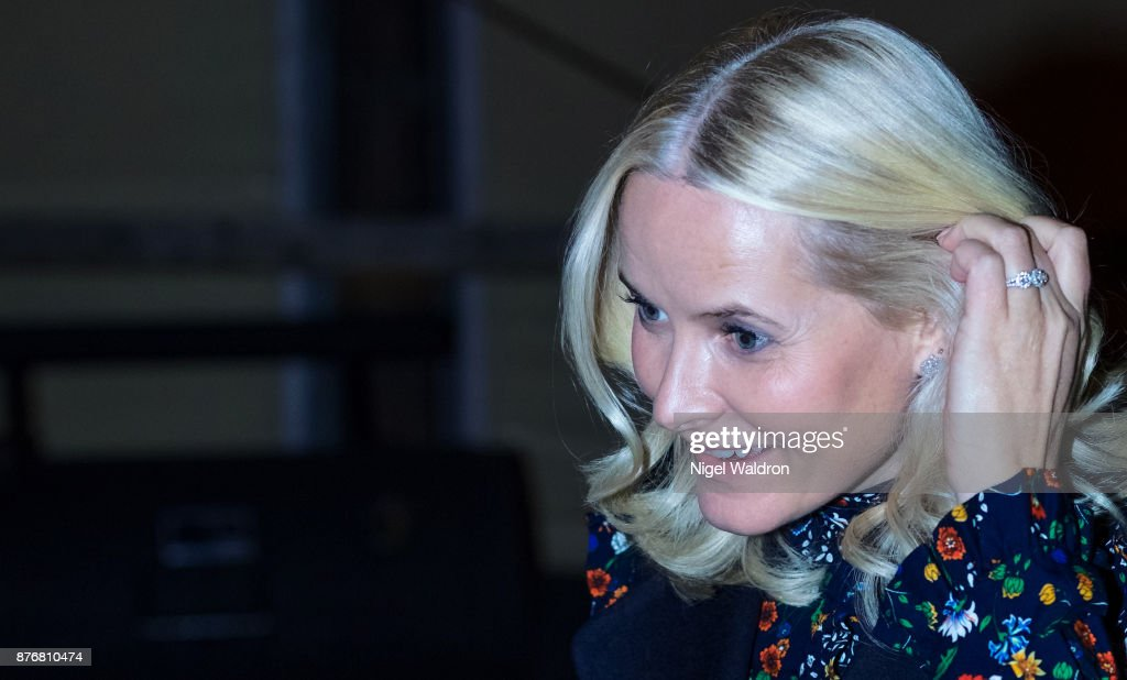 Crown Princess Mette Marit Attends Centenary Of The Novel 'Growth of the Soil'