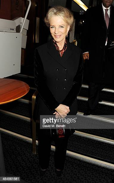 Princess Michael of Kent attend a special screening of 'Plot for Peace' at The Curzon Mayfair on December 9 2013 in London England