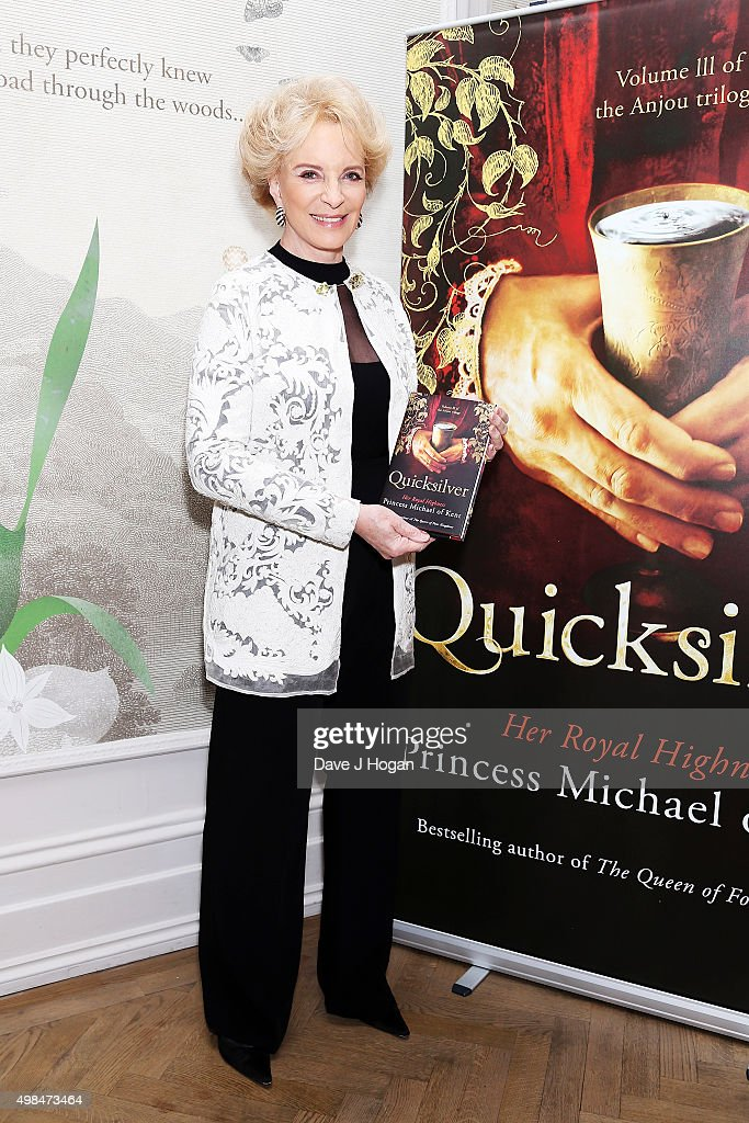 Princess Michael of Kent Book Signing