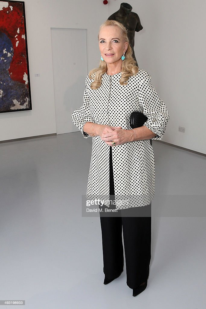 <a gi-track='captionPersonalityLinkClicked' href=/galleries/search?phrase=Princess+Michael+of+Kent&family=editorial&specificpeople=160260 ng-click='$event.stopPropagation()'>Princess Michael of Kent</a> attends a private view of works by master sculptor Igor Mitoraj to launch Contini Art UK, a new gallery opening on New Bond Street, on May 22, 2014 in London, England.