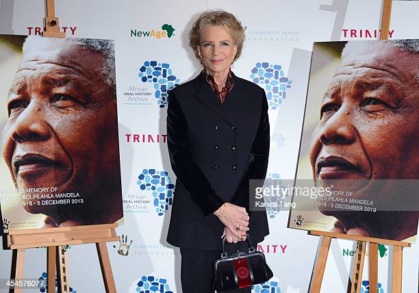 Princess Michael Of Kent attends a special screening of 'Plot for Peace' at The Curzon Mayfair on December 9 2013 in London England