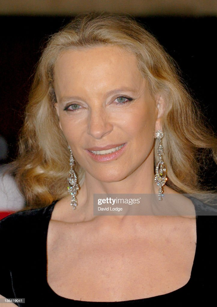 Princess Michael of Kent during 2005 SPARKS Charity Winter ...