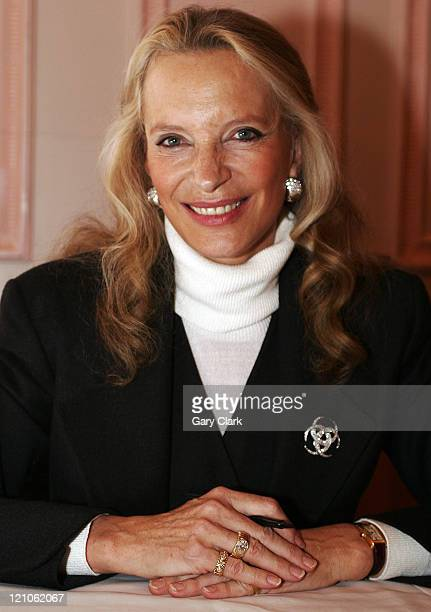 Princess Michael of Kent Promoting Her Book 'Serpent and the Moon'