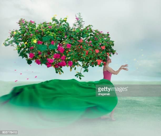 Prinzessin der Natur