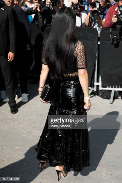 Princess of Thailand Sirivannavari Nariratana attends the Chanel Haute Couture Fall/Winter 20172018 show as part of Paris Fashion Week on July 4 2017...