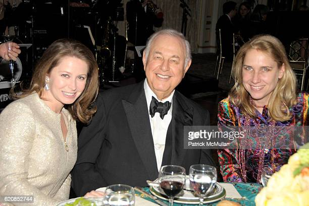 HSH Princess Pierre d'Arenberg Alfred Taubman and Guest attend Venetian Heritage Event Honoring Larry Lovett at St Regis Hotel on March 31 2008 in...