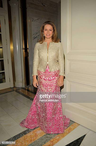 H Princess Pierre d'Arenberg attends Venetian Heritage Event Honoring Larry Lovett at St Regis Hotel on March 31 2008 in New York City
