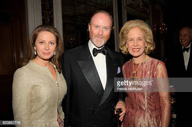 HSH Princess Pierre d'Arenberg HSH Prince Pierre d'Arenberg and Ann Nitze attend Venetian Heritage Event Honoring Larry Lovett at St Regis Hotel on...