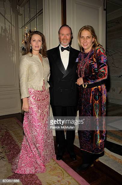 HSH Princess Pierre d'Arenberg HSH Prince Pierre d'Arenberg and Guest attend Venetian Heritage Event Honoring Larry Lovett at St Regis Hotel on...