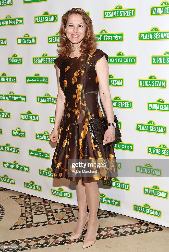 Princess Sarah Zeid attends 11th Annual Sesame Street Workshop Benefit Gala at Cipriani 42nd Street on May 29, 2013 in New York City.