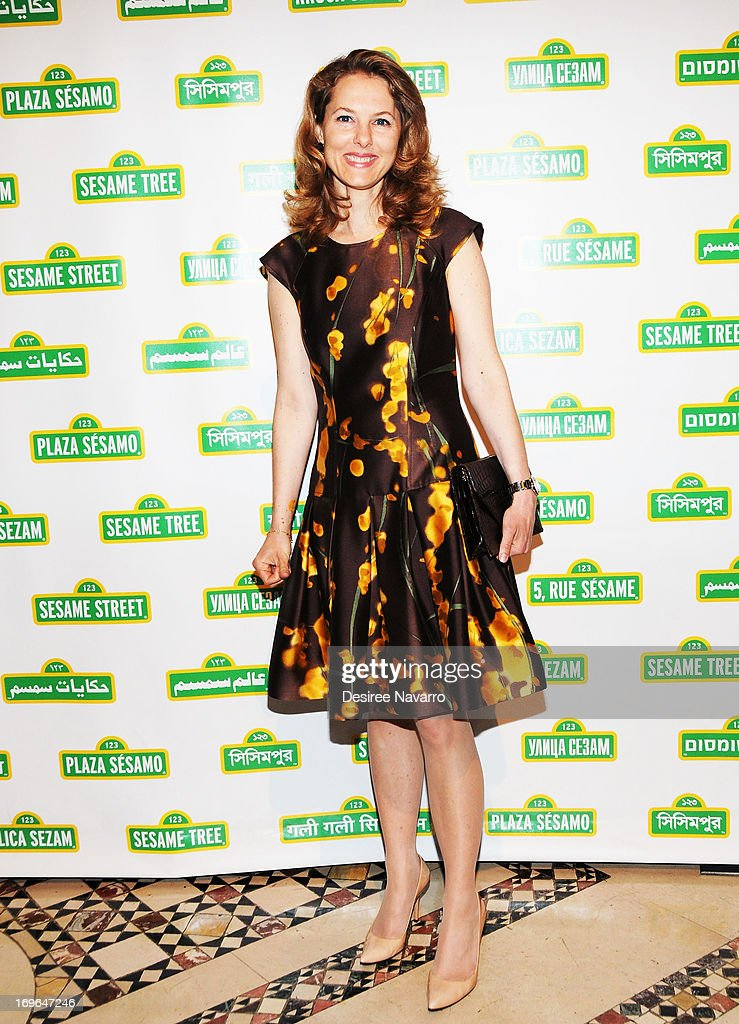 Princess Sarah Zeid of Jordan attends the 11th annual Sesame Street Workshop Benefit Gala at Cipriani 42nd Street on May 29, 2013 in New York City.