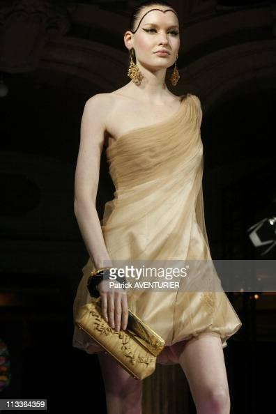 Princess Sirivannavari Nariratana Of Thailand Fashion Collection In Paris France On September 29 2007 HRH Princess Sirivannavari Nariratana of...