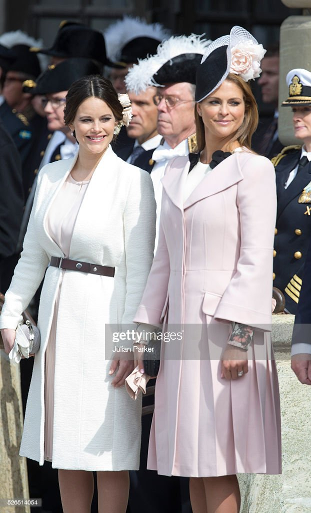 princess-sofia-and-princess-madeleine-of-sweden-attend-the-swedish-picture-id526514054