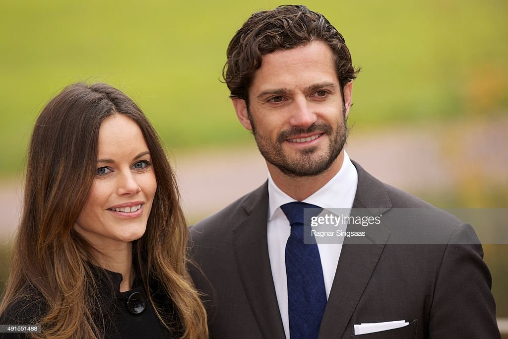 Prince Carl Philip of Sweden and Princess Sofia Visit Dalarna - Day 2
