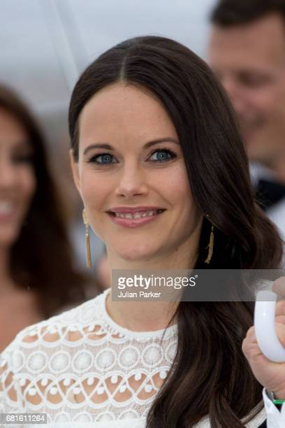 Princess Sofia of Sweden attends a Gala Banquet hosted by The Government at The Opera House as part of the Celebrations of the 80th Birthdays of King...