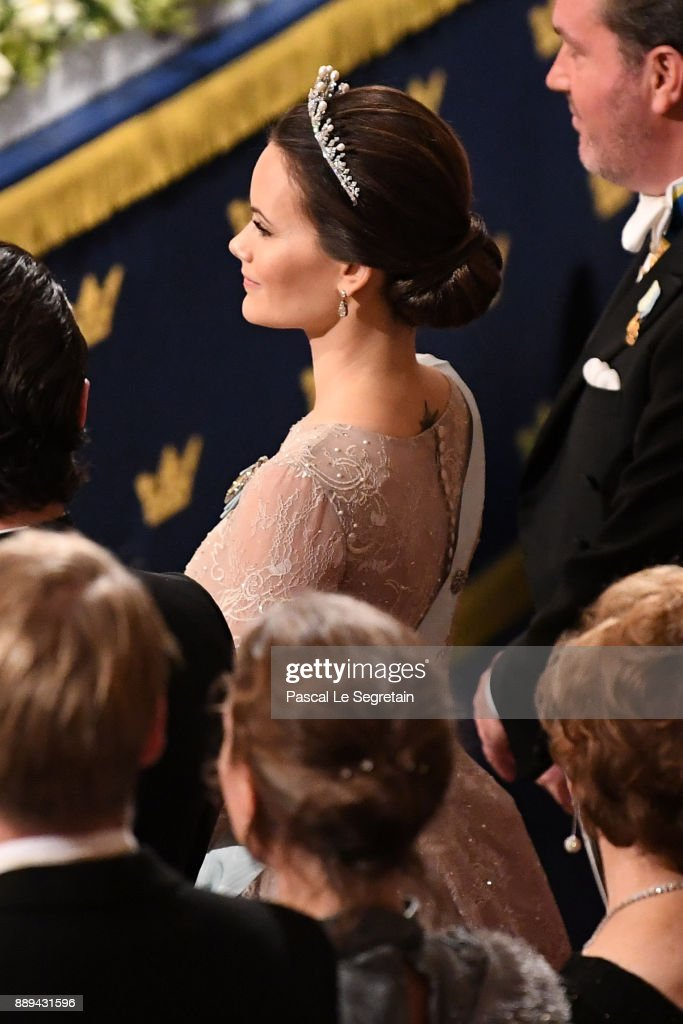 princess-sofia-of-sweden-attends-the-nobel-prize-awards-ceremony-at-picture-id889431596