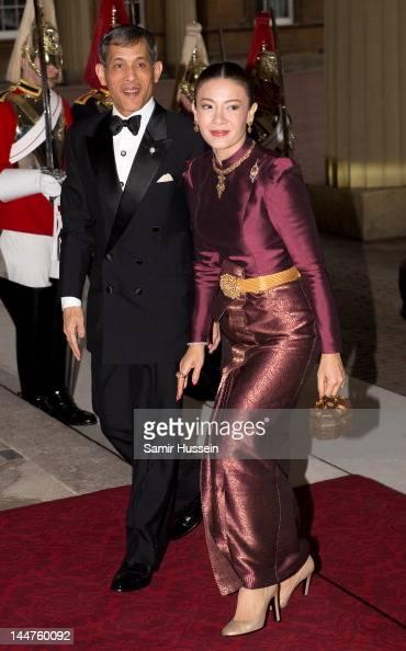 Princess Srirasm of Thailand and...