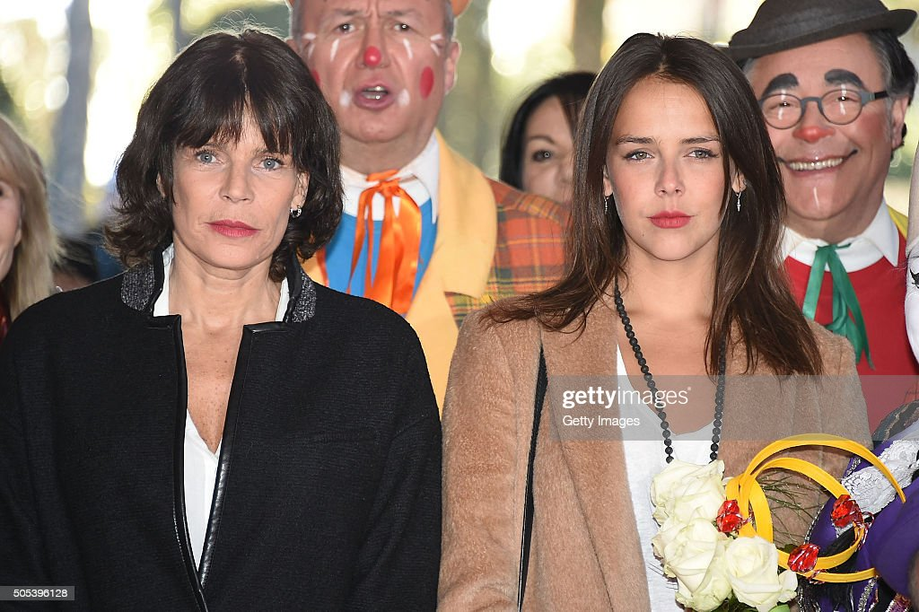 <a gi-track='captionPersonalityLinkClicked' href=/galleries/search?phrase=Princess+Stephanie+of+Monaco&family=editorial&specificpeople=171100 ng-click='$event.stopPropagation()'>Princess Stephanie of Monaco</a> and <a gi-track='captionPersonalityLinkClicked' href=/galleries/search?phrase=Pauline+Ducruet&family=editorial&specificpeople=2084053 ng-click='$event.stopPropagation()'>Pauline Ducruet</a> attend the 40th International Circus Festival on January 17, 2016 in Monaco, Monaco.