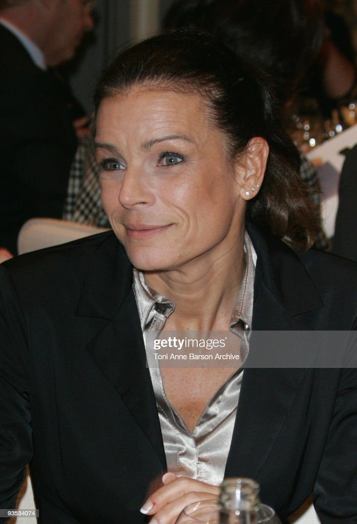 Princess Stephanie of Monaco attends the Gala and Auction for Fight Aids Monaco at the Meridien Beach Plazza on December 1 2009 in Monte Carlo Monaco
