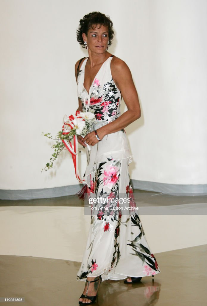 <a gi-track='captionPersonalityLinkClicked' href=/galleries/search?phrase=Princess+Stephanie+of+Monaco&family=editorial&specificpeople=171100 ng-click='$event.stopPropagation()'>Princess Stephanie of Monaco</a> during 2005 Monaco Red Cross Ball - Arrivals at Monte Carlo Sporting Club in Monte Carlo, Monaco.