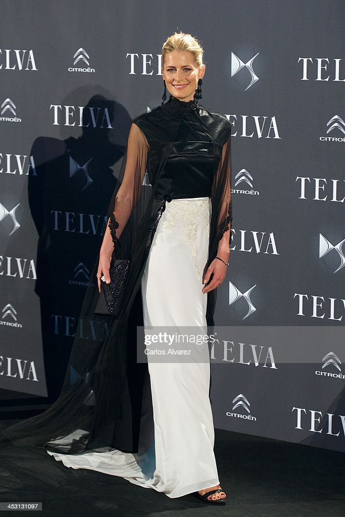 Princess Tatiana of Greece attends the Telva Magazine Fashion Awards 2013 at the Palacio de Cibeles on December 2, 2013 in Madrid, Spain.