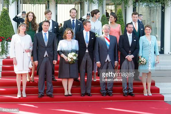 Princess Tessy of Luxembourg Prince Louis of Luxembourg Princess Claire Prince Felix of Luxembourg Prince Sebastien Princess Alexandra of Luxembourg...