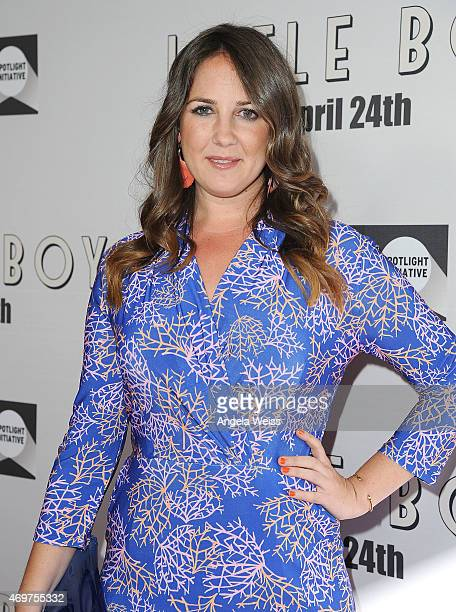 Princess Theodora of Greece and Denmark attends the premiere of Open Road Films' 'Little Boy' at Regal Cinemas LA Live on April 14 2015 in Los...