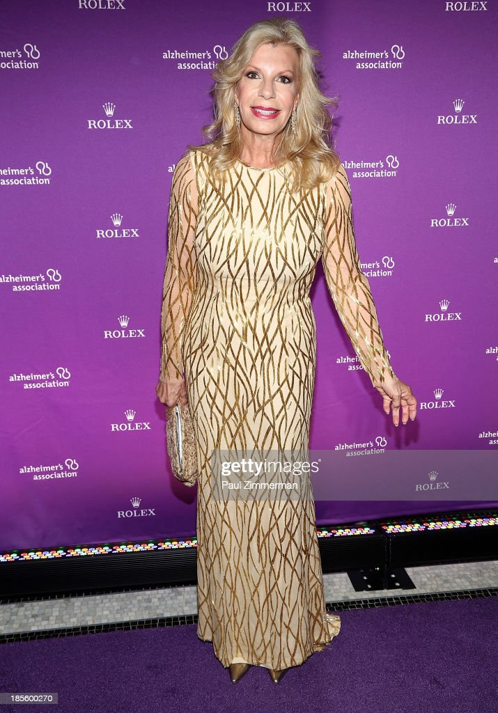 Princess Yasmin Aga Khan attends 2013 Alzheimer's Association Rita Hayworth 30th Anniversary gala at The Waldorf=Astoria on October 22 2013 in New...