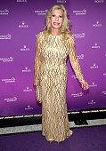 Princess Yasmin Aga Khan attends 2013 Alzheimer's Association Rita Hayworth 30th Anniversary gala at The Waldorf=Astoria on October 22 2013 in New...