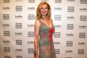Princess Yasmin Aga Khan attends 'The World of Gloria Vanderbilt Collages Dream Boxes and Recent Paintings' Preview Party Gala Benefit on September...