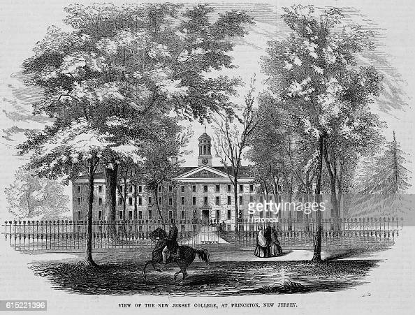 Princeton College the 'College of New Jersey' began in 1746 in Elizabethtown In 1756 the college was relocated to Princeton