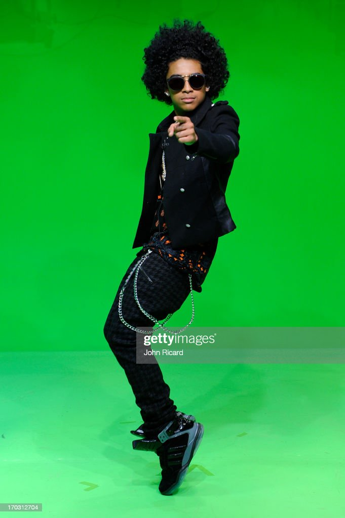 Princeton of Mindless Behavior at BET's '106 & Park' at BET Studios on June 10, 2013 in New York City.