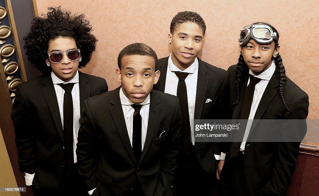 "Mindless Behavior ""All Around The World"" New York Screening"