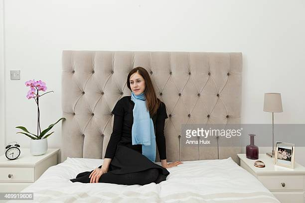 Principal dancer with the Royal Ballet Marianela Nunez is photographed for the Telegraph on December 8 2014 in London England