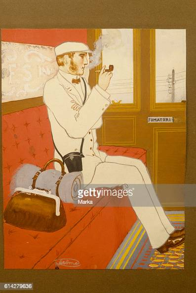 print man smoking a pipe primo museo italiano della pipa alberto paronelli collection gavirate