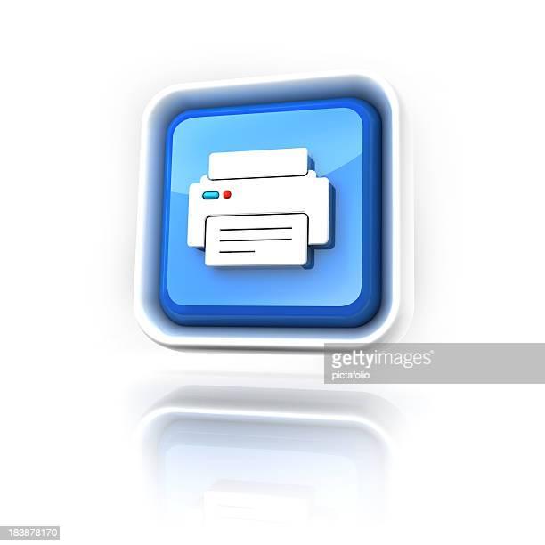 Print or Printer Icon