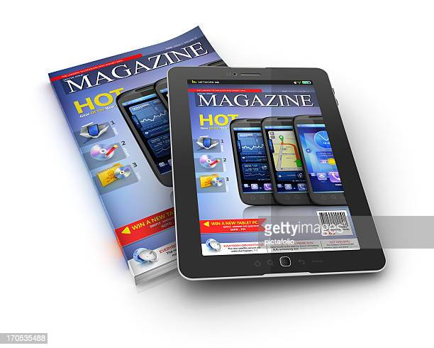 printed and electronic magazine
