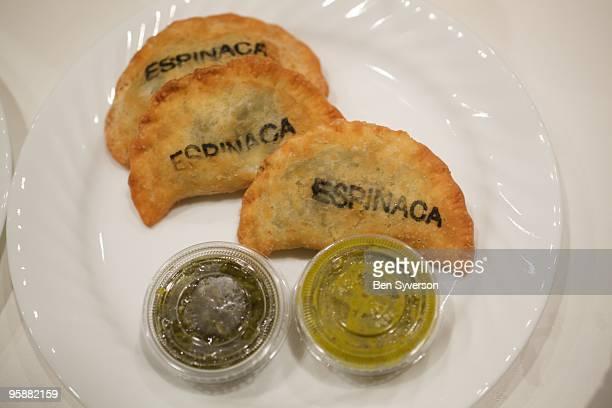 Printed Empanadas